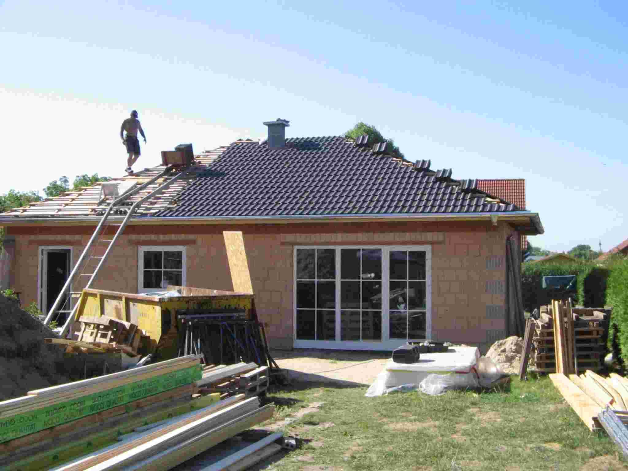 Fotoshausbauesp for Fotos de techos de casas